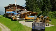 Berghotel Alpina am Pizol, Wangs