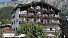 Hotel-Restaurant Bellevue, Flims