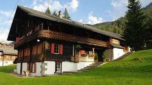 Chalet Cergnat Bed and Breakfast, Morgins