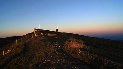 Chasseral - Wanderberg der Superlative