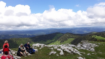 Very nice hike, easy to reach from Neuchatel. The path is always very well posted. The...