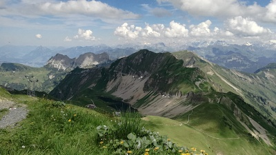 Wonderful walk with great views! We went up to Brienzer Rothorn from Brienz with the...