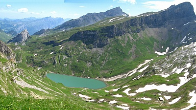 Spilau Lake