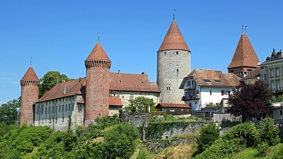 Schloss Estavayer-le-Lac