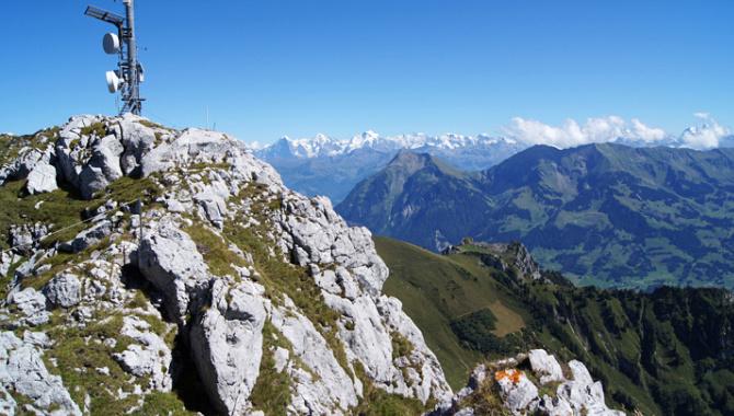 Höhenwanderung vom Gurnigel zum Stockhorn