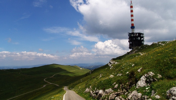 Chasseral.