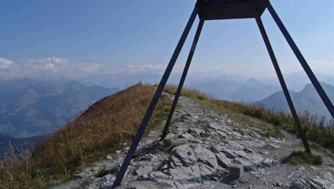 Gipfelwanderung zum Moléson