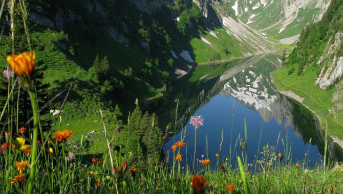 Drei Seen-Wanderung im Alpsteingebirge