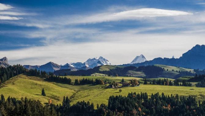 Rundwanderung zur Alp Rämisgummen