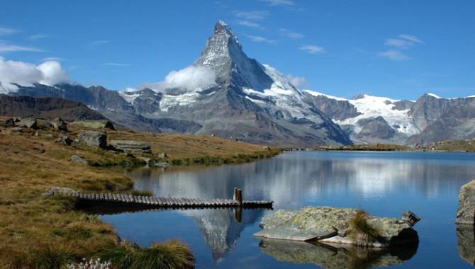 5 Seen Wanderung in Zermatt