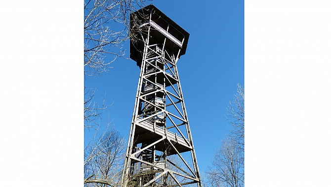 Hochwacht lookout tower