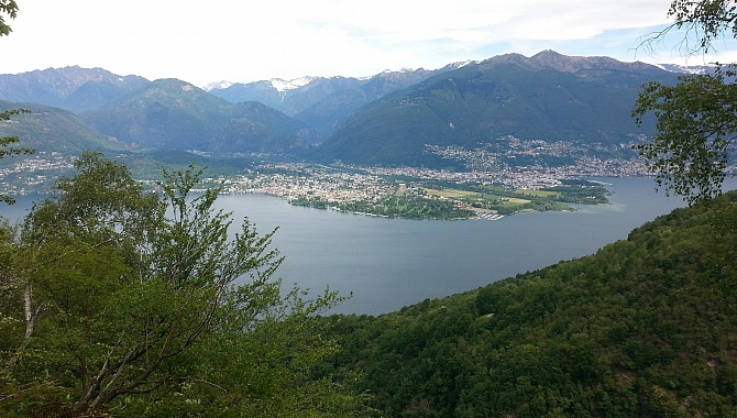 View of the Locarno Delta