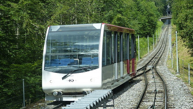 Magglingen / Macolin Funicular