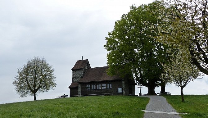 The Chapel at Michaelskreuz