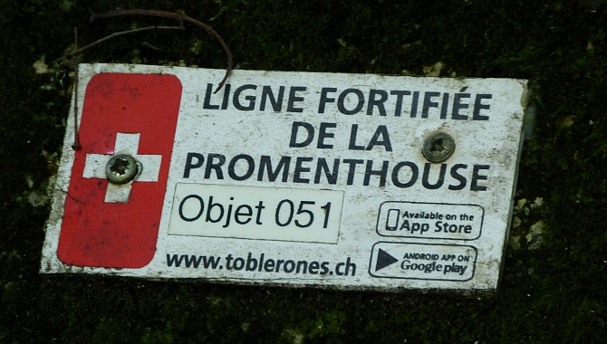 This defense line is called Promenthouse, the name of the river it follows