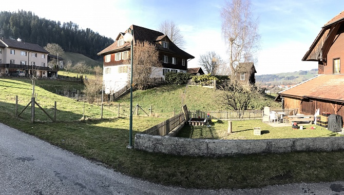 Burgstelle Oberdorf Lauperswil
