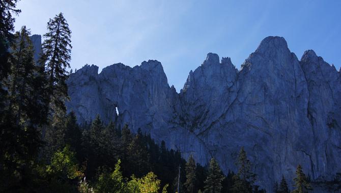 Panoramawanderung rund um die Gastlosen