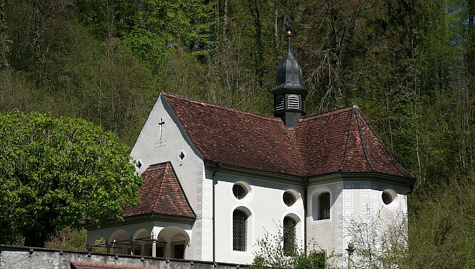 Wallfahrtskapelle Jonental