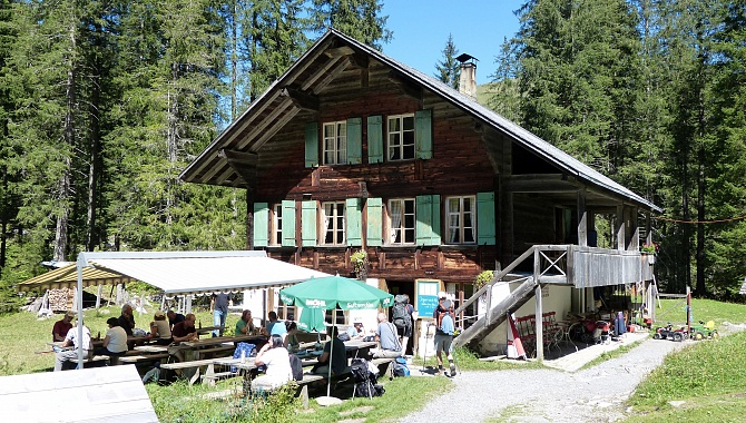 Siebenbrunnen Mountain Restaurant