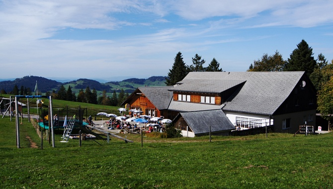 Bergrestaurant Farneralp.