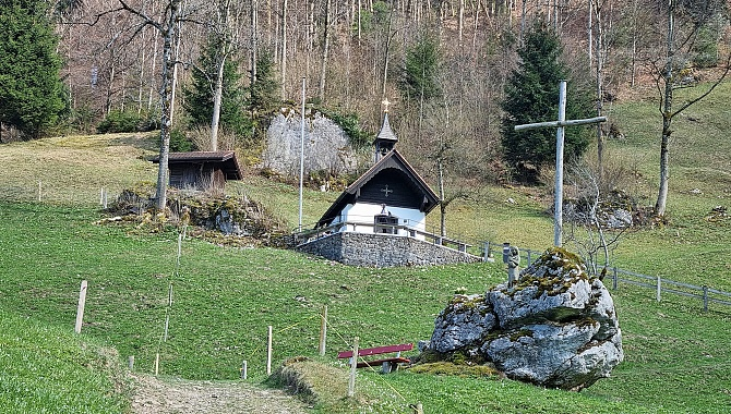 Renggpass Kapelle