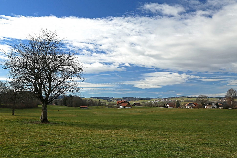 Paysage fribourgeois
