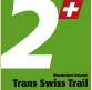 Markierung Trans Swiss Trail (Route 2)
