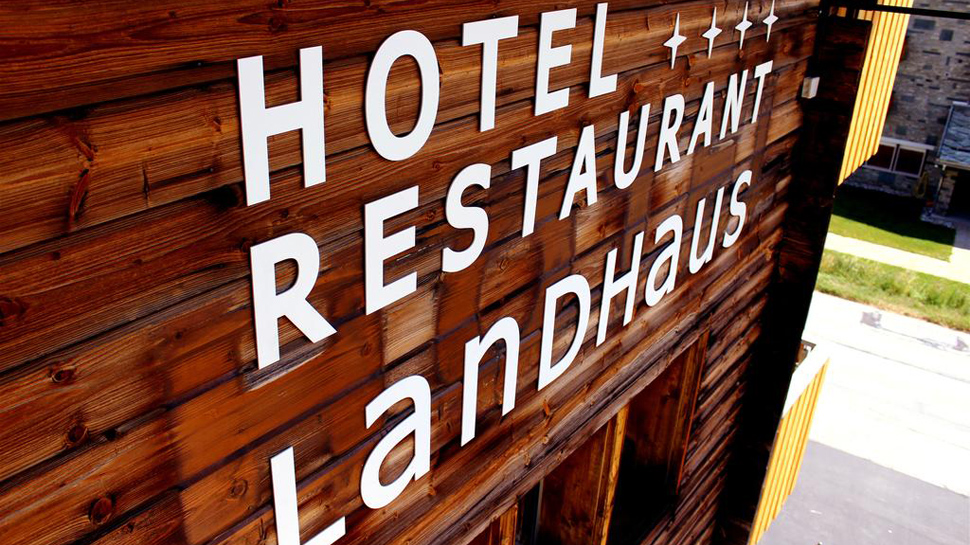 Hotel Landhaus **** in Münster VS