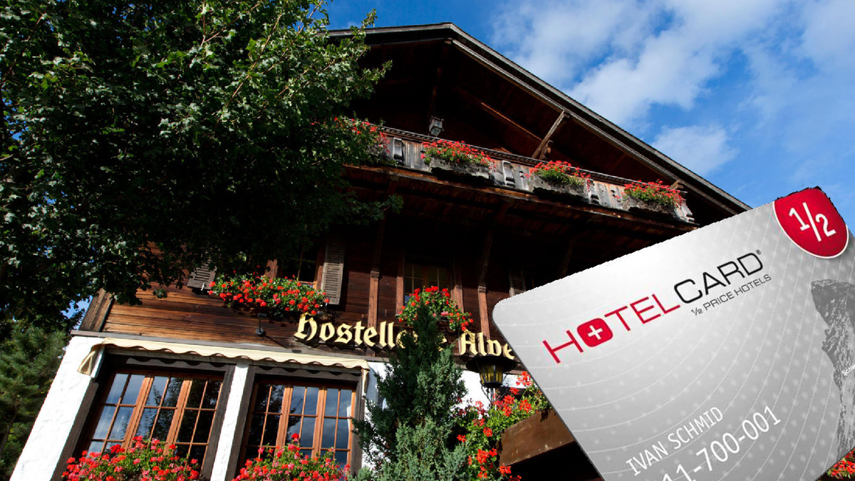 Hotelcard - half Prices for Hotels