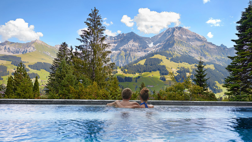Parkhotel Bellevue & Spa **** in Adelboden