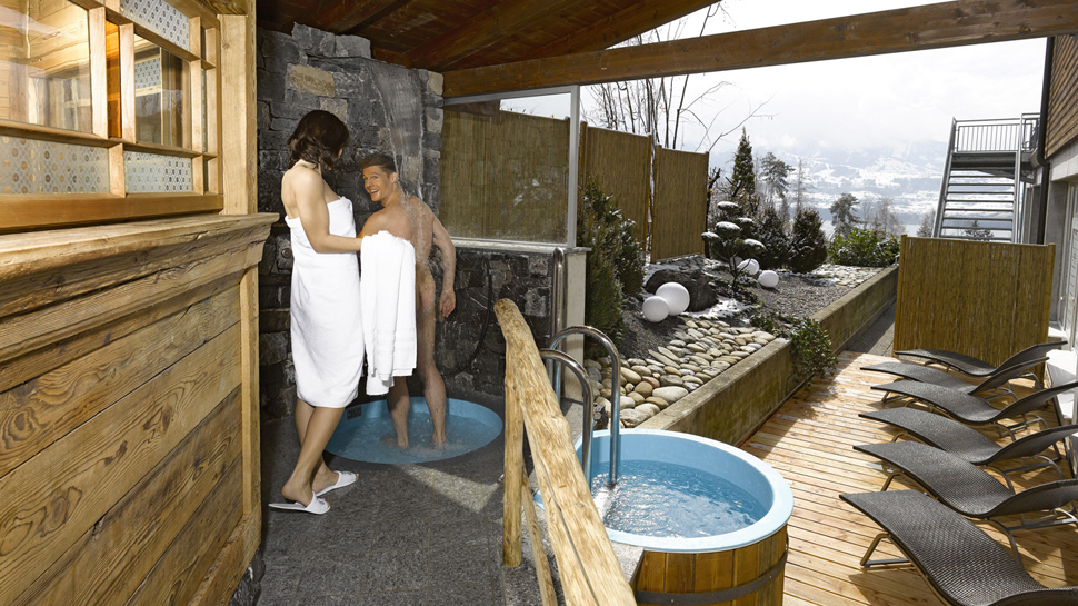Solbadhotel Sigriswil **** - Wellness-Bereich